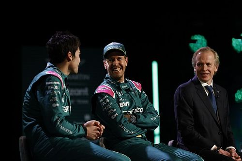 Has Vettel got his mojo back with Aston Martin?