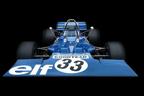 The back-bedroom world-beater that began a new F1 era