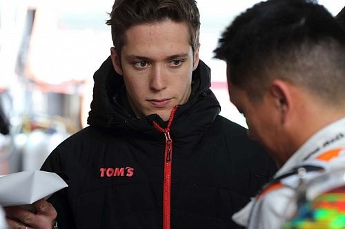 Fenestraz set for Cassidy's TOM'S Super GT seat