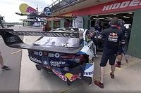 Darwin Supercars: McLaughlin fastest, Whincup crashes in Practice 2