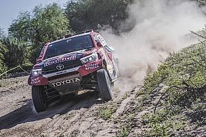 ダカール13日目:トヨタ3連続ステージ優勝。プジョーの1-2体制崩れる