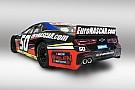NASCAR Euro NASCAR-Euroserie stellt Camaro für die Saison 2018 vor