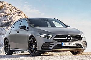 OTOMOBİL Ön Bakış Eski vs. Yeni: Mercedes-Benz A-Serisi