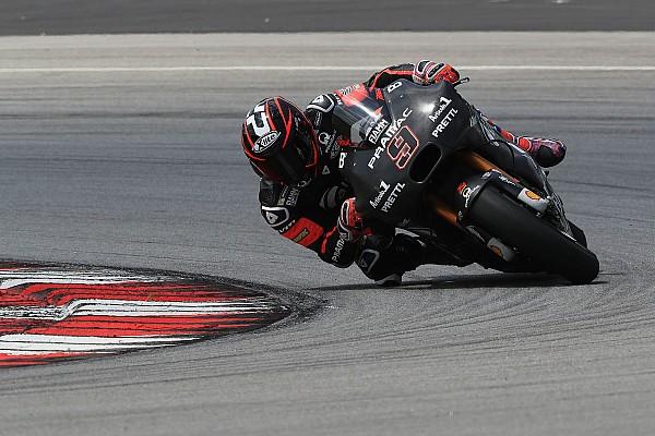 Petrucci satisfait d'une Ducati GP18