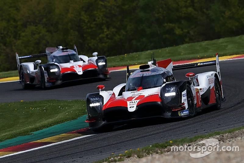 Spa WEC: Toyota on pole, Fittipaldi suffers big crash