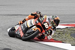 Moto2 Ultime notizie Moto2: Malesia amara per il Forward Racing Team