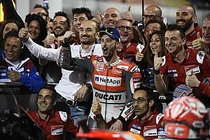 MotoGP Opinión Ducati tiene la obligación de renovar a Dovizioso