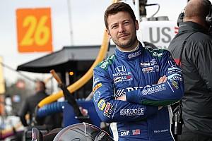 """IndyCar Noticias Marco Andretti: """"Estoy de acuerdo con mis críticos"""""""