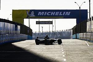 Formule E Résultats La grille de départ de l'E-Prix de Punta del Este