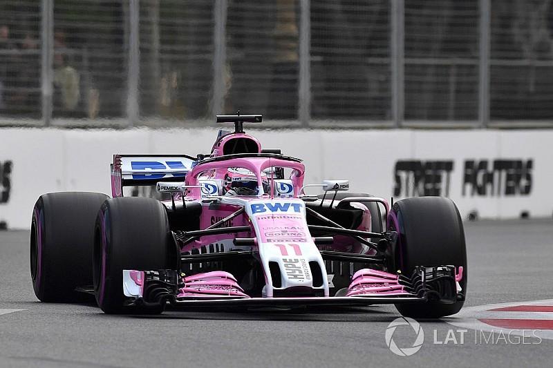 Перес: Машина Force India требует слишком многих компромиссов