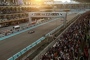 Formel 1 Live Formel 1 2017 in Abu Dhabi: Das Rennen im Formel-1-Liveticker