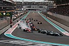 F1、2018年に向けてグリッド降格ペナルティシステムを明確化