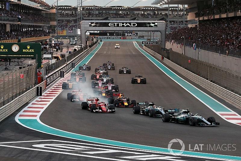 Формула 1 змінила систему штрафів на стартовій решітці