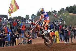 Mondiale Cross Mx2 Qualifiche Prado ci prova, ma anche in Spagna la qualifica della MX2 è di Jonass