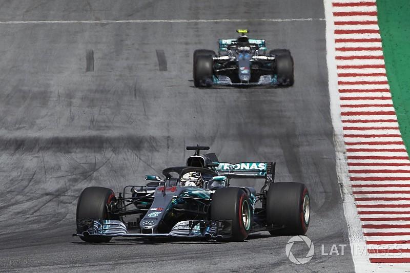 Mercedes teams get tweaked fuel pump for Silverstone