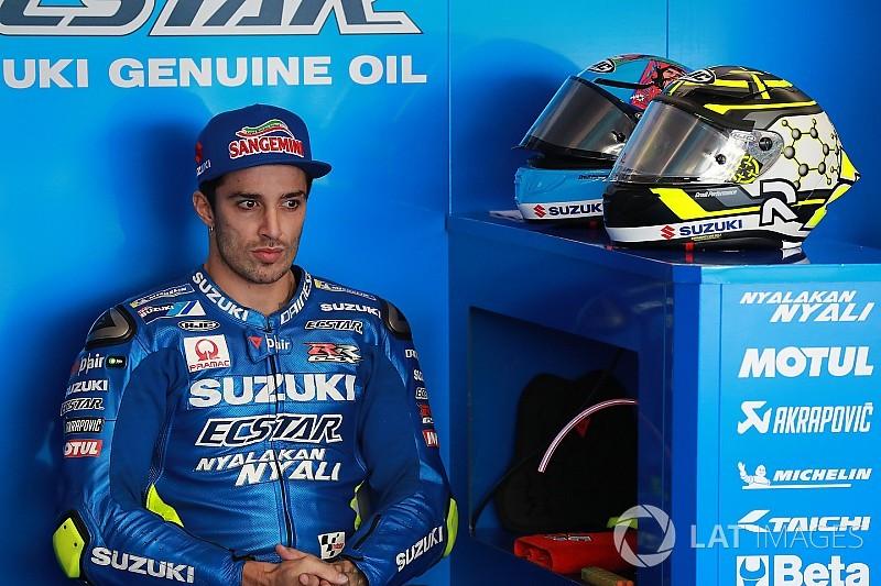 Iannone revela ter opções fora da Suzuki para 2019