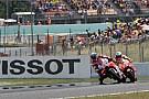 MotoGP 2º, Márquez desistiu de ir atrás de Lorenzo por temer queda