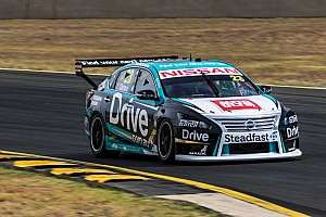 Supercars Testing report Caruso tops morning session at Supercars test