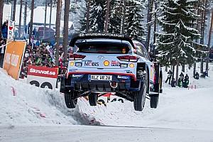 WRC Prova speciale Svezia, PS14: Neuville rischia grosso al Colin's Crest, ma vince la stage