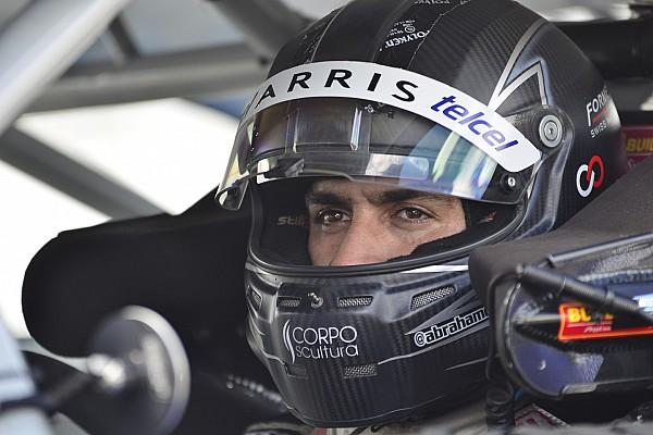 NASCAR Noticias Abraham Calderón listo para su debut en K&N Pro
