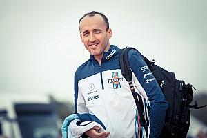 RESMI: Kubica comeback balap F1 bersama Williams