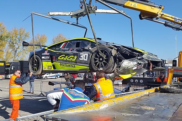 Lamborghini Super Trofeo Ultime notizie
