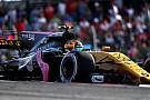 Sainz esalta la Renault: