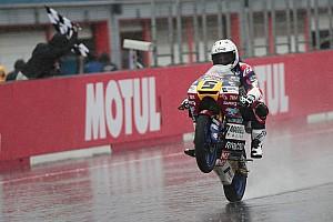 Moto3 Race report Moto3 Jepang: Fenati tunda pesta juara Mir