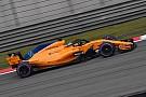 Alonso: 13. sıra McLaren için