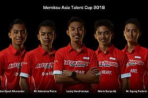 ATC Breaking news Musim baru ATC, Indonesia diwakili 5 pembalap