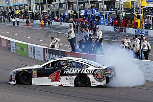 NASCAR Cup Rennbericht NASCAR-Hattrick perfekt: Kevin Harvick siegt auch in Phoenix