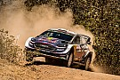 WRC Mexico WRC: Ogier wins as crash costs Meeke second