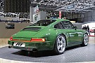 Ruf SCR 2018: imagen de Porsche 911 'retro' y 510 CV de potencia