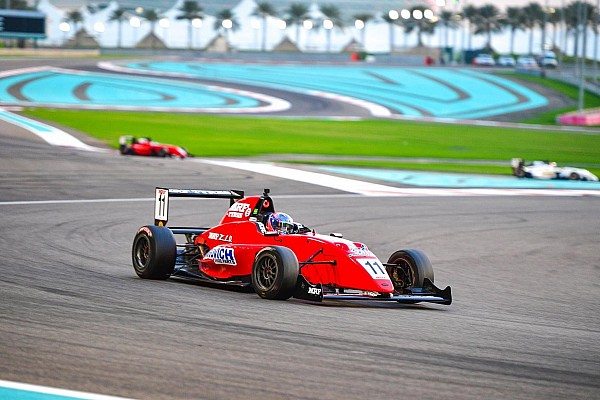 Indian Open Wheel Abu Dhabi MRF: Drugovich takes crushing Race 3 win