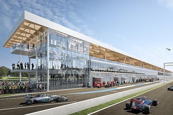 F1 カナダGP開催地のピットビルが2019年にリニューアル。完成図が公開