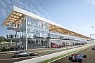 Ecco come sarà la nuova struttura box della pista di Montreal
