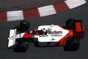 VIDEO: historia sobre el diseño del McLaren MP4/4