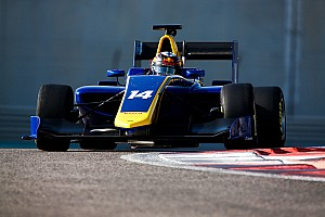 GP3 Noticias Kari lidera el primer día de pruebas de la GP3 en Abu Dhabi