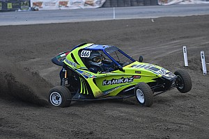 Speciale Ultime notizie Motor Show: sulla pista di rally spettacolo con Super Buggy e Kart Cross