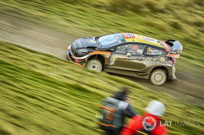 Остберг выставил свою машину WRC на продажу ради продолжения карьеры