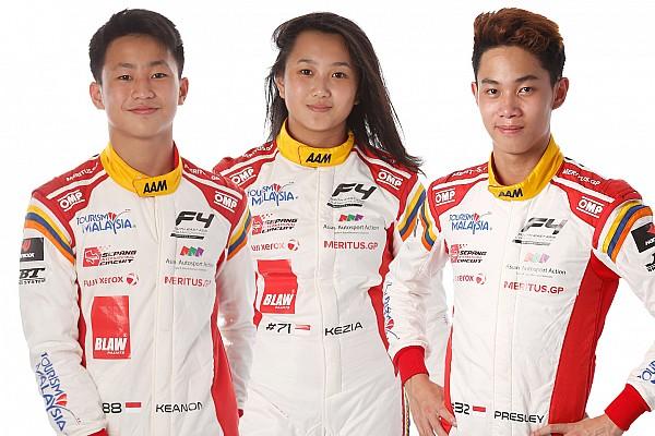 Formula 4 SEA Siaran pers 3 Pembalap Indonesia akan kembali berlaga di F4 SEA?