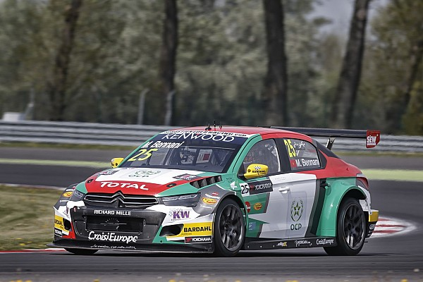 WTCC Sébastien Loeb Racing, wins and a one-two-three success at Slovakia Ring