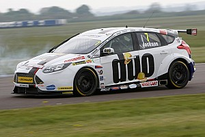 BTCC Race report Thruxton BTCC: Jackson dominates final race