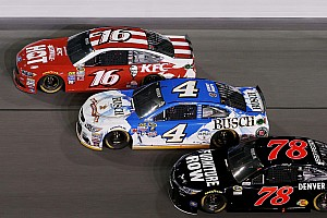 NASCAR Cup Breaking news NASCAR impounds cars from each marque for