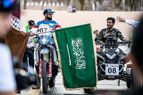 أسماء كبيرة مشاركة في رالي حائل ضمن فئتي الدرّاجات النارية والكوادز