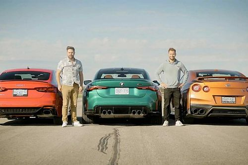 Meglepő eredménye lett a BMW M4 Competition, a Nissan GT-R és az Audi RS5 versenyének