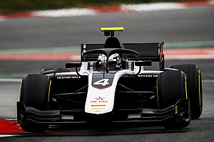 Tes F2 Barcelona: De Vries kuasai hari terakhir, Gelael P9