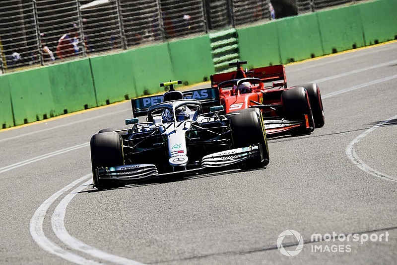 Vettel: Mercedes