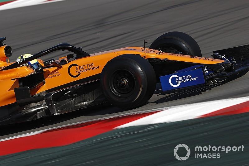 Norris gelooft in goede uitgangspositie McLaren: