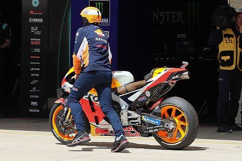 Honda heeft kettingprobleem opgelost voor GP van Spanje